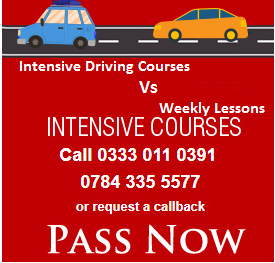 Intensive Driving Courses Vs Weekly Lessons