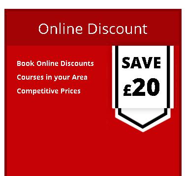 Online Booking Discounts