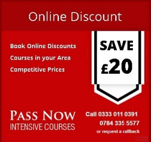 Intensive Driving Courses